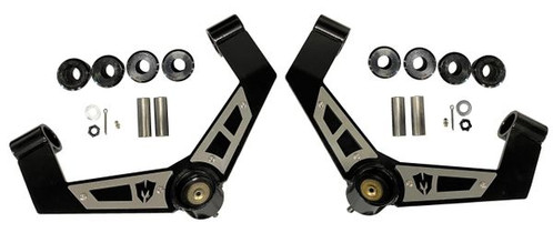 MCGAUGHY'S SUSPENSION 52414 UPPER CONTROL ARMS FOR 2020+ GM 2500/3500 , 2WD/4WD