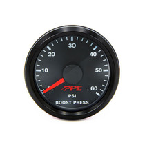 PPE 516010000 TURBO BOOST PRESSURE GAUGE WITH TUBING KIT