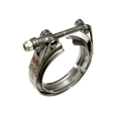 """PPE 517330000 3.0"""" - STANDARD 304 STAINLESS STEEL (SS) V-BAND CLAMP"""