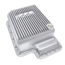 PPE 328051000 HEAVY-DUTY DEEP ALUMINUM TRANSMISSION PAN - RAW (2003-2007 FORD 5R110 TRANSMISSION)