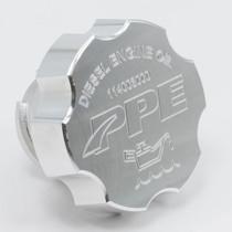 PPE 114003000 BILLET ALUMINUM ENGINE OIL FILLER CAP (2001-2016 GM 6.6L DURAMAX)