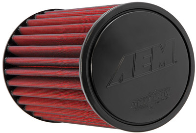 """AEM INDUCTION SYSTEMS 21-2059DK DRYFLOW AIR FILTER  4"""" X 9"""""""