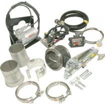 BD DIESEL 1027344 REMOTE MOUNT EXHAUST BRAKE FOR 2007.5-2017 DODGE 6.7L CUMMINS (USES FACTORY EXHAUST BRAKE SWITCH)