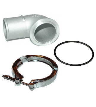 AREA DIESEL SERVICES 12583 S400 ELBOW KIT (INCLUDES ORING AND CLAMP)