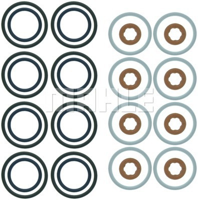MAHLE GS33442 FUEL INJECTOR SEAL KIT 2003-2007 FORD 6.0L POWERSTROKE