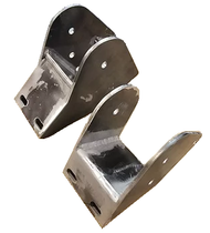 CPP CONVERSION MOUNTS ***USES FACTORY CUMMINS MOUNTS***(80-97 FORD TO CUMMINS ENGINE)