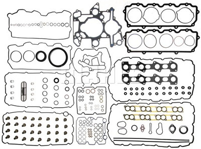 MAHLE 95-3747 ENGINE GASKET KIT (WITHOUT HEAD GASKET) 2003-2007 FORD 6.0L POWERSTROKE