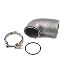 INDUSTRIAL INJECTION 121756 HIGH FLOW 90Ã, CAST ELBOW KIT