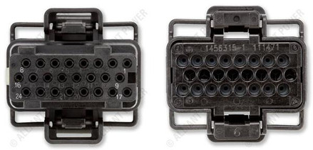 INDUSTRIAL INJECTION AP0020 FUEL INJECTION CONTROL MODULE CONNECTOR (FICM)