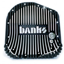 BANKS 19252 DIFFERENTIAL COVER KIT STERLING 10.25 BLACK MILLED 1985-2019 FORD F250/F350