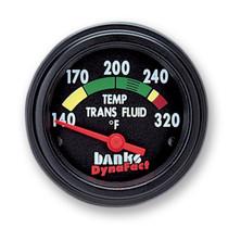 BANKS 64125 TEMPERATURE GUAGE KIT TRANS OIL - VARIOUS APPLICATIONS