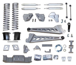 """MCGAUGHY'S SUSPENSION 54416 8"""" PREMIUM LIFT KIT FOR 2019+ DODGE RAM 2500 (4WD,AIR REAR)"""