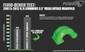 "PUSHER 67IMSCC 3.5"" MEGA INTAKE MANIFOLD (2007.5-2012 DODGE RAM 6.7L CUMMINS) (CAB & CHASSIS)"