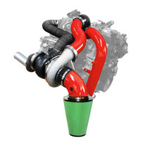 PUSHER LLY-GT-S400 MAX COMPOUND TURBO SYSTEM (2004.5-2005 GM 6.6L DURAMAX LLY)