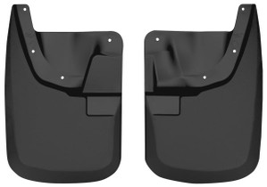 HUSKY LINERS 56681 FRONT MUD GUARDS (2011-2016 Ford F-250/350 Super Duty)