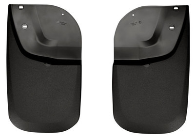 HUSKY LINERS 57691 REAR MUD GUARDS (2011-2016 Ford F-250/350)