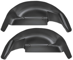 HUSKY LINERS 79101 REAR WHEEL WELL GUARDS (2006-2014 Ford F-150)