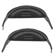 HUSKY LINERS 79131 REAR WHEEL WELL GUARDS (2017-2021 Ford F-250/350)