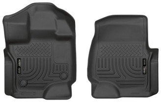 HUSKY LINERS 18361 FRONT FLOOR LINERS (2015-2021 Ford F-150)