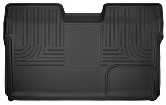 HUSKY LINERS 53391 2ND SEAT FLOOR LINER (FULL COVERAGE) (2009-2014 Ford F-150)