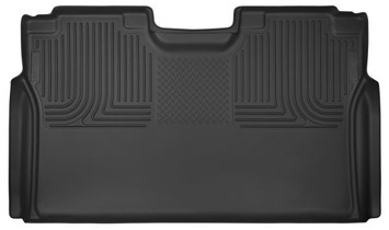 HUSKY LINERS 53491 2ND SEAT FLOOR LINER (FULL COVERAGE) (2015-2021 Ford F-150/250/350/450)