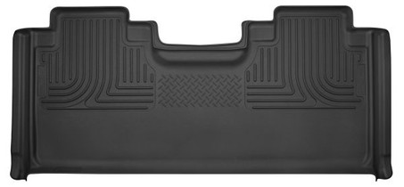 HUSKY LINERS 53451 2ND SEAT FLOOR LINER (FULL COVERAGE) (2015-2021 Ford F-150/250/350/450)