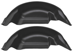 HUSKY LINERS 79121 REAR WHEEL WELL GUARDS (2015-2020 Ford F-150)