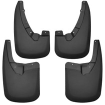 HUSKY LINERS 58176 FRONT AND REAR MUD GUARD SET (2009-2021 DODGE RAM)