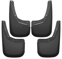 HUSKY LINERS 56796 FRONT AND REAR MUD GUARD SET (2007-2013 Chevrolet Silverado)
