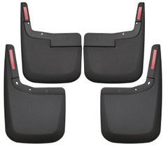 HUSKY LINERS 58446 FRONT AND REAR MUD GUARD SET (2015-2020 Ford F-150)
