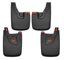 HUSKY LINERS 58056 FRONT AND REAR MUD GUARD SET (2019-2021 Dodge Ram)