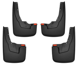 HUSKY LINERS 58136 FRONT AND REAR MUD GUARD SET (2019-2021 Dodge Ram 1500)