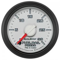 "AUTOMETER 8586 2-1/16"" FUEL RAIL PRESSURE, 0-30K PSI, STEPPER MOTOR, GEN 3 DODGE FACTORY MATCH"