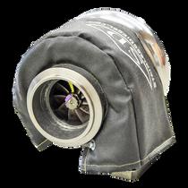STAINLESS DIESEL T6TB-BLK | T-6 SD TURBO BLANKET - BLACK