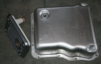 SUNCOAST 37710-12L ALLISON DEEP W/LOC AND SPIN ON FILTER 2001-2008 CHEVY/GMC 2500/3500
