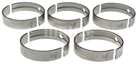 MAHLE 6.6L MAIN BEARING, P SERIES, .50MM UNDERSIZE (01-05 DURAMAX)
