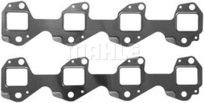 MAHLE 6.6L Exhaust Manifold Gasket Set (01-12 DURAMAX)