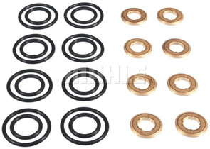 MAHLE 6.6L Fuel Injection O-Ring (07-09 DURAMAX) VIN 6