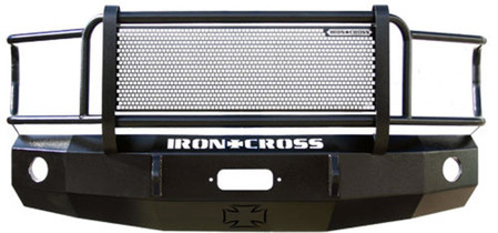 IRON CROSS 24-615-97 Front Bumper w/ Full Guard (97-02 2500/3500)