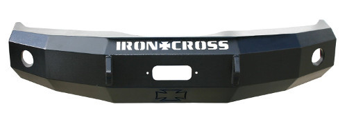 IRON CROSS 20-625-10 FRONT BASE BUMPER (10-16 CUMMINS)