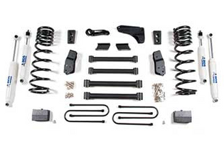 "BDS 286H 6"" Suspension Lift Kit 2008 3/4 & 1 Ton"