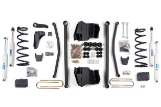 "BDS 638H 6"" Long Arm Kit 08 3/4 Ton & 1 Ton 4WD GAS & DIESEL"