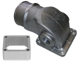 CPP AIR HORN ASSEMBLY (08-10 FORD 6.4 TO 03-07 CUMMINS)