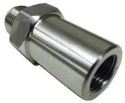 ATTITUDE PERFORMANCE PRODUCTS 1003 5.9L Fuel Rail Plug - Fits CUMMINS 03 -07 DODGE 2500/3500, 304 SS