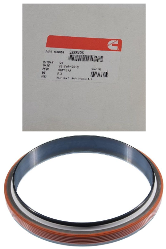 CUMMINS 3926126 REAR MAIN CRANK SEAL W / SLEEVE (89-18)
