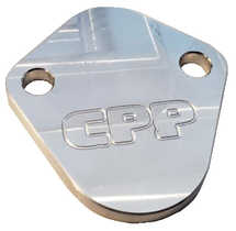CPP FUEL PUMP BLOCK OFF