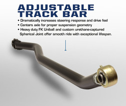 CARLI SUSPENSION CS-DPRB-03 TRACK BAR (2003-2013 RAM)