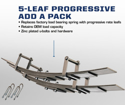 CARLI SUSPENSION CS-PAP-94 5 LEAF ADD-A-PACK (1994-2002 RAM)