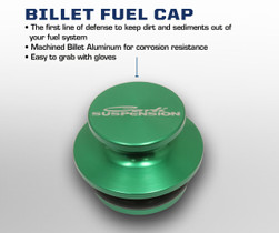CARLI SUSPENSION CS-DFUELCAP Billet Fuel Cap (2013+ RAM)