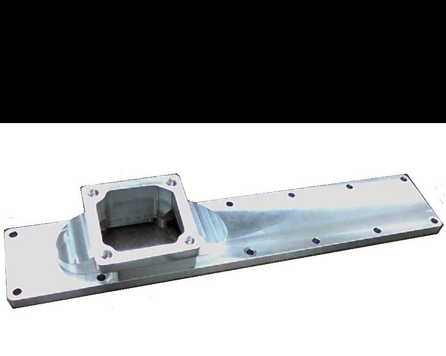 Crazy Carls Turbos >> Crazy Carl S Trcr Tunnel Ram Intake Plate 03 07 Cr